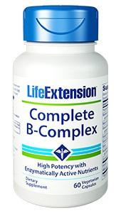 Life Extension Vitamin B-Komplex 60 St. Image