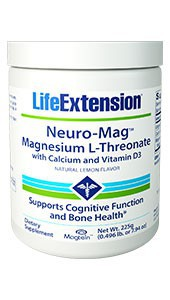 Neuro-Mag Magnesium L-Threonate Image