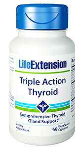 Triple Action Thyroid Schilddrüsenkräuter Image