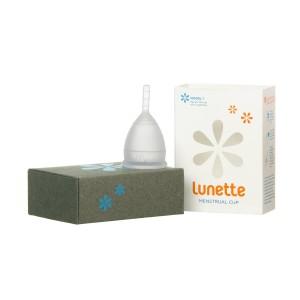 Lunette Menstruationstasse Größe 1 (leichte Mens) Image