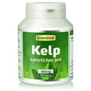 Kelp / Braunalge 450 mg Image