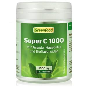 Vitamin C 1000mg 120 Stk. Image