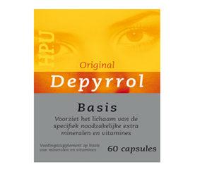 Depyrrol Basis 60 Kapseln Image