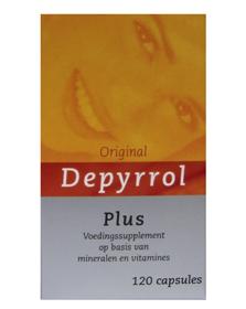 Depyrrol Plus 120 Kapseln Image