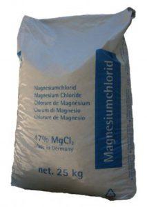 Magnesiumchlorid Hexahydrat 25 kg Kosmetikqualität Image