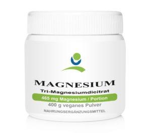 Magnesium Citrat Pulver 400 g Image