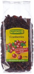 Cranberries 250g Image