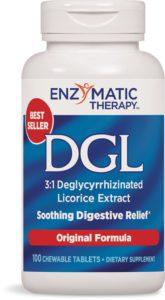 DGL deglycyrrhizinierte Süßholzwurzel 100 Kautabl. Image
