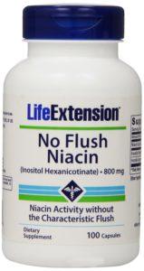 Vitamin B3 no-flush Niacin 800 mg 100 Kapseln Image