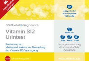 Vitamin B12 Urintest von Methylmalonsäure Image
