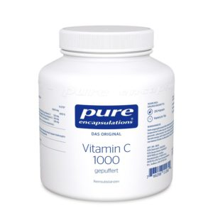 Vitamin C 1000mg gepuffert 250 St. Image