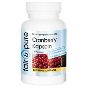 Cranberry 120 Kapseln Image