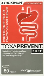 Froximun Toxaprevent Pure 180 Kapseln Image