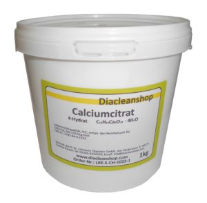 Calciumcitrat Image