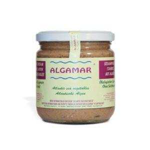 Sesampaste (Tahin) mit Algen 320 g Image