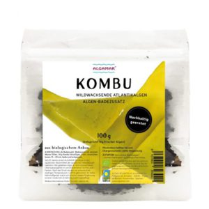 Kombu Algen (Kelp) 100g Image