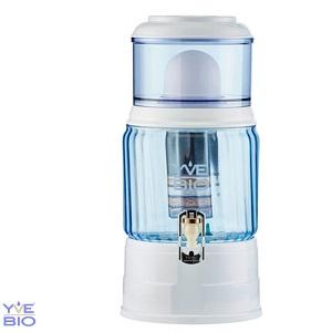 Wasserfilter YVE-BIO® Single 500 Filtersystem mit Glastank Image