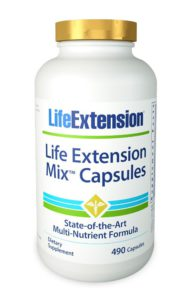Life Extension Mix - Multivitamintabletten Image