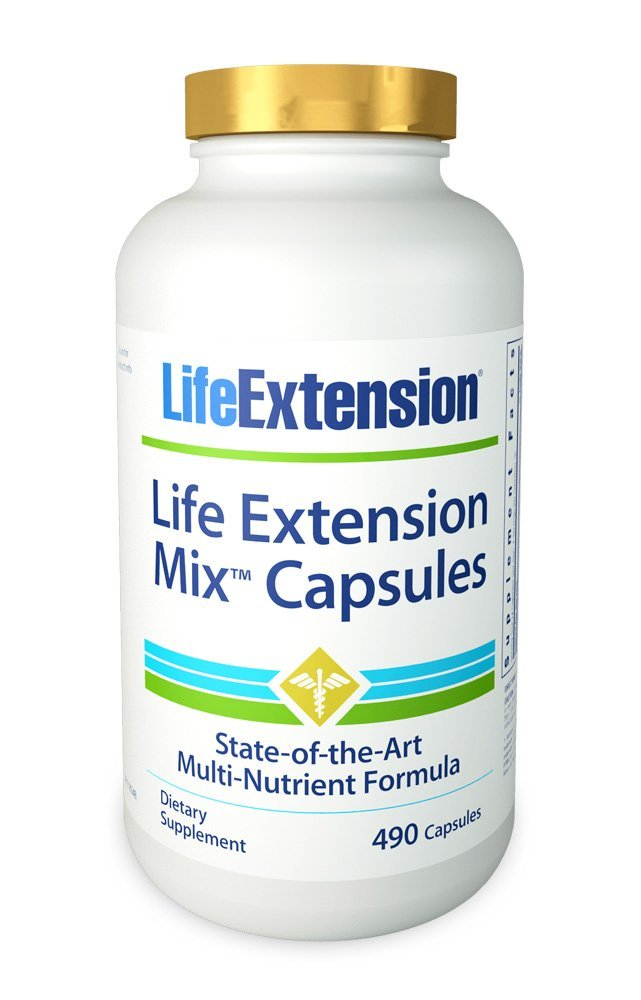 Life Extension Mix - Multivitamine Image