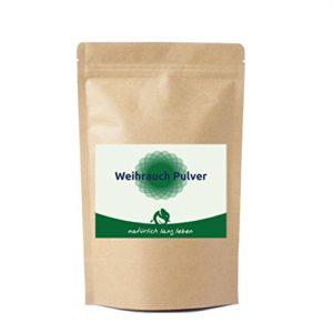 Weihrauch (Boswellia-Säuren), 100% reines Pulver, 100g Image