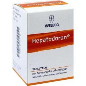 Weleda Hepatodoron Image