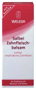 Weleda Salbei Zahnfleischbalsam Image
