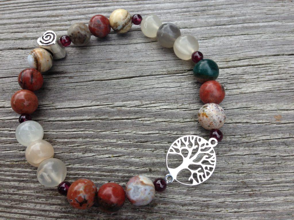 Göttinnen-Armband mit Baum des Lebens Image