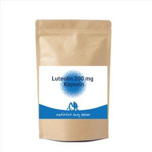 Luteolin 200 mg, 60 Kapseln Image