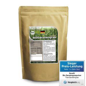 Bio Gerstengraspulver - made in Germany - 250g Image