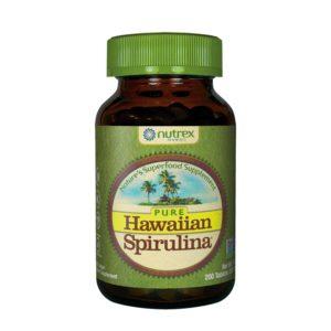 Hawaiian Spirulina, 500 mg, 200 Tabletten Image