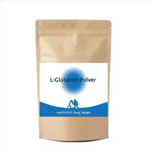 L-Glutamin 500 Gramm Pulver Image