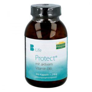 B-Life Protect, 360 Kapseln: Vitamin B6, Zink, Mangan Image