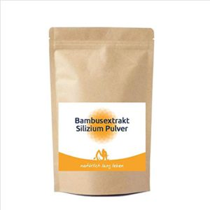 Bambusextrakt Silizium Pulver 100 g Image