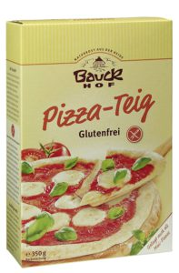 Glutenfreier Pizza-Teig, 2-er Pack, Bio Image