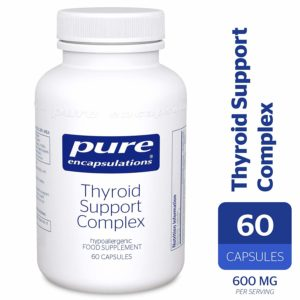 Thyroid Support Complex 60 Kapseln Image