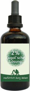 Lugolsche Lösung (2%) 100 ml Image