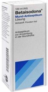 Betaisodona Mund-Antiseptikum, 100 ml Lösung Image